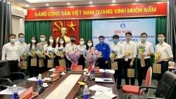 Đồng chí Trần Quang Hưng trở thành tân Chủ tịch Hội Sinh viên TP Hà Nội