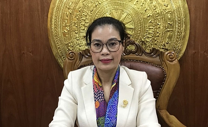 Giám đốc Sở Lao động - Thương binh và Xã hội Bạch Liên Hương