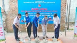 Tuổi trẻ Thủ đô tình nguyện chung tay xây dựng Nông thôn mới