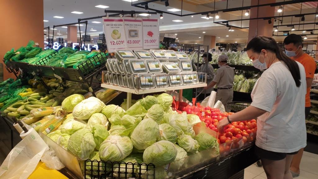 Hà Nội: Cung ứng đủ hàng hóa trong mọi tình huống, người dân không nên tích trữ