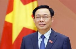 Đồng chí Vương Đình Huệ tiếp tục được bầu làm Chủ tịch Quốc hội khóa XV
