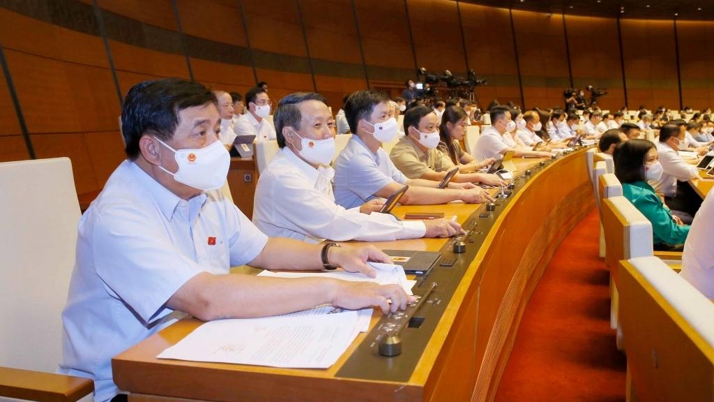 Chính phủ khóa mới giữ nguyên 22 Bộ, ngành