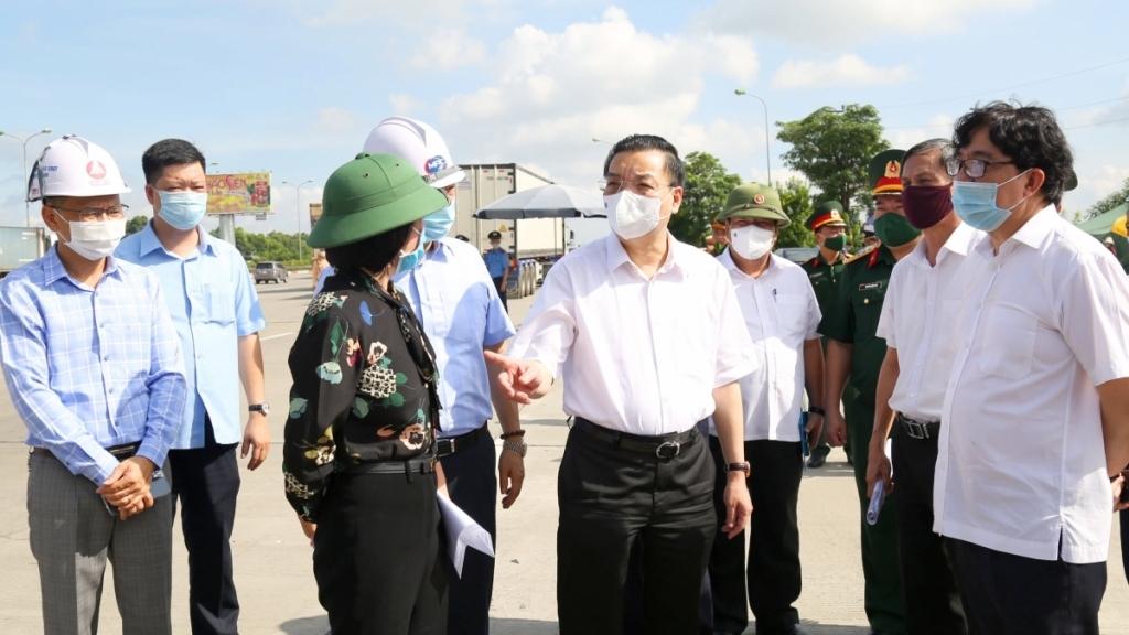 Chủ tịch UBND TP Hà Nội kêu gọi người dân khai báo y tế thường xuyên