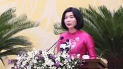 Phân công đồng chí Phùng Thị Hồng Hà làm Phó Chủ tịch Thường trực HĐND TP Hà Nội