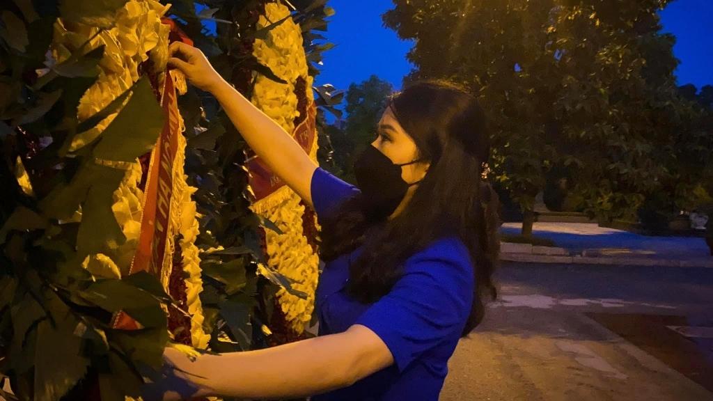 Tuổi trẻ Hà Nội thắp nến tri ân kỷ niệm ngày Thương binh – Liệt sỹ