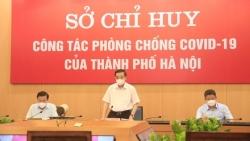 Chủ tịch UBND TP Hà Nội yêu cầu xử phạt nghiêm người ra đường không vì mục đích thiết yếu