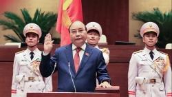 Đồng chí Nguyễn Xuân Phúc tiếp tục được bầu làm Chủ tịch nước