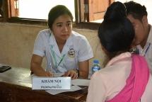 Màu áo trắng tình nguyện của Tuổi trẻ Thủ đô trên đất nước Lào