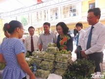 Gia Lâm xây dựng nông thôn mới gắn với phát triển đô thị