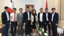 Bí thư Trung ương Đoàn làm việc với đại diện Hội Sinh viên Việt Nam các nước châu Âu