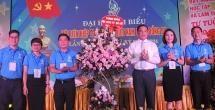 Anh Phùng Như Hùng tái đắc cử Chủ tịch Hội LHTN Việt Nam quận Đống Đa