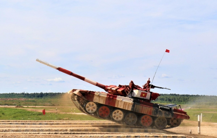 doi tuyen xe tang viet nam dung nhat bang tai ban ket army games 2019