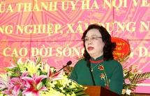 Quốc Oai hoàn thành mục tiêu 10 năm xây dựng nông thôn mới