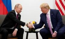 Trump đề xuất đưa Nga trở lại G7
