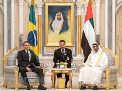 Israel mới Thái tử UAE tới thăm Jerusalem sau thỏa thuận thế kỷ
