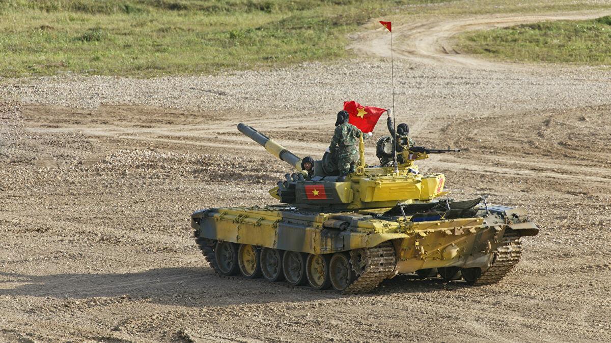 """Báo Nga viết về chiến thắng đầu tiên của đội tăng Việt Nam: Mạnh mẽ và """"đáng ghen tị"""""""