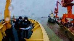 Trung Quốc nâng mức cảnh báo bão Bavi lên màu cam