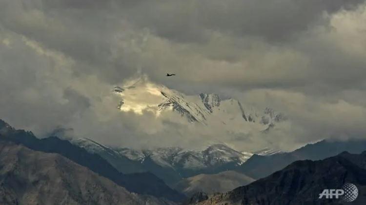 Đụng độ biên giới Trung - Ấn mới nhất tại hồ băng ở độ cao trên 4.200m