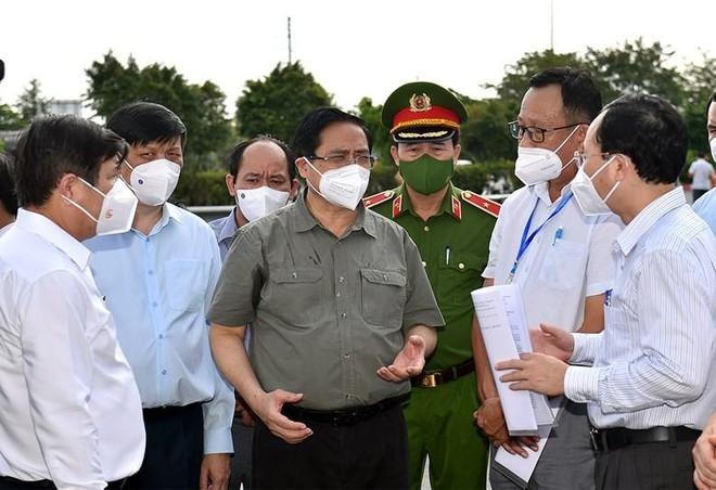Thủ tướng Chính phủ Phạm Minh Chính sẽ chỉ đạo, điều phối chung về phòng, chống dịch COVID-19