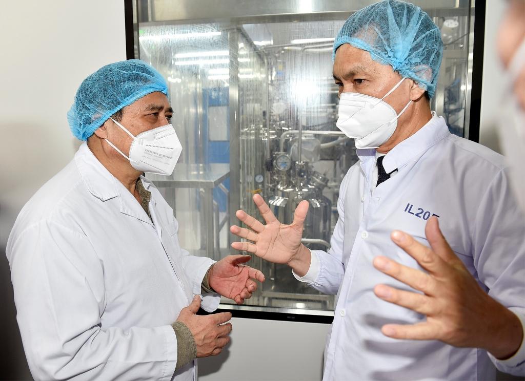 Các giải pháp cấp bách phòng, chống dịch bệnh Covid-19