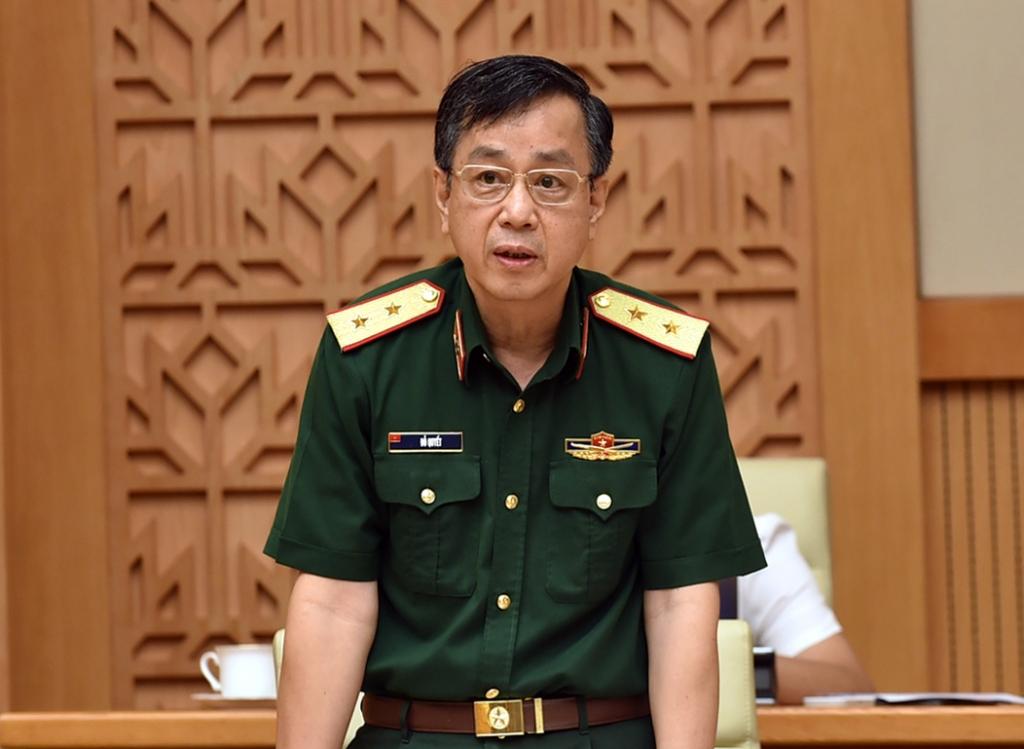 Trung tướng, GS. TS Đỗ Quyết, Giám đốc Học viện Quân y,
