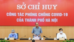 Hà Nội đã quyết định giãn cách xã hội kịp thời, hiệu quả, thấm đến người dân