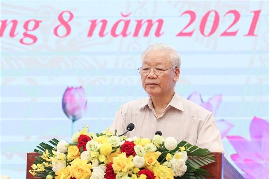 Tổng Bí thư Nguyễn Phú Trọng: Cần quan tâm đến tâm tư, lợi ích thiết thực của người dân