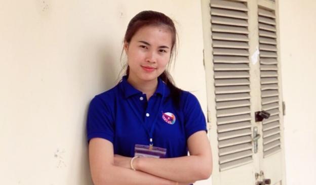 Pany Sedala - lưu học sinh Lào