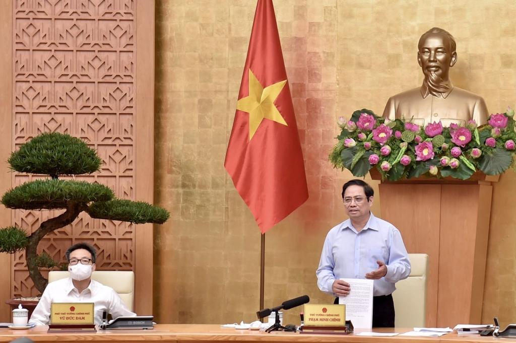 Thủ tướng Chính phủ đã chỉ đạo các đồng chí Bộ trưởng, trưởng ngành, các Bí thư, Chủ tịch các tỉnh, thành phố trực thuộc Trung ương trực tiếp chỉ đạo công tác xây dựng và hoàn thiện thể chế