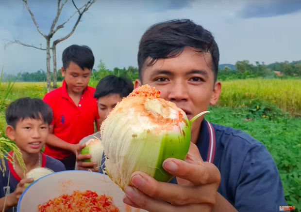 YouTuber Sang Vlog và hành trình nghị lực vượt lên số phận