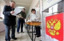 Cử tri Nga đã bắt đầu bỏ phiếu trong cuộc bầu cử địa phương