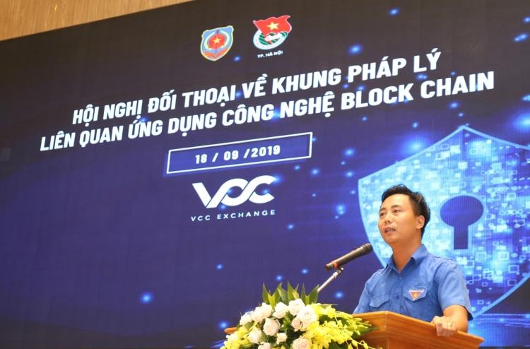 ban ve khung phap ly cho ung dung cong nghe blockchain