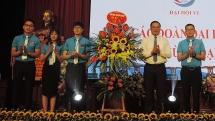 Anh Nguyễn Huy Minh tái đắc cử Chủ tịch Hội LHTN Việt Nam huyện Gia Lâm