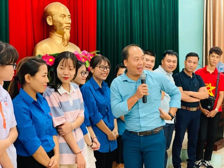 170 can bo doan hoi quan ha dong duoc boi duong nghiep vu cong tac