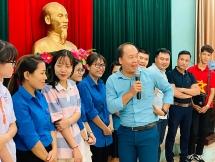 170 cán bộ Đoàn, Hội quận Hà Đông được bồi dưỡng nghiệp vụ công tác