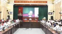 Hội nghị quán triệt Nghị quyết về quản lý, vận hành nhà chung cư trên địa bàn TP Hà Nội