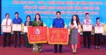 Hội đồng Đội quận Long Biên nhận Bằng khen do Trung ương Đoàn trao tặng