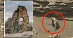 Phát hiện kiến trúc của người ngoài hành tinh trong bức ảnh được NASA công bố