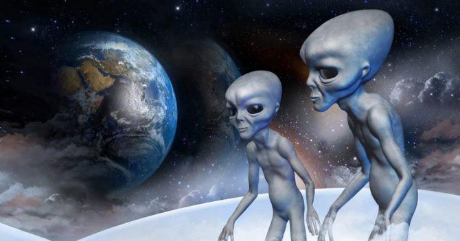 Bí ẩn cuộc xâm lược của người ngoài hành tinh