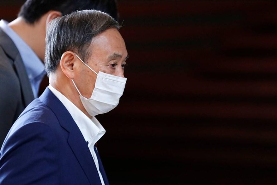Ông Yoshihide Suga thắng áp đảo trong cuộc đua kế nhiệm Thủ tướng Abe