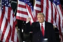 """Ông Trump tuyên bố có """"thông điệp mạnh mẽ"""" cho Trung Quốc"""