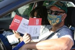 Bầu cử Mỹ: Hơn 1 triệu cử tri đã bỏ phiếu trước tranh luận đầu tiên