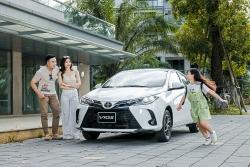 Từ hôm nay (1/9), Toyota ưu đãi cho khách hàng mua Vios