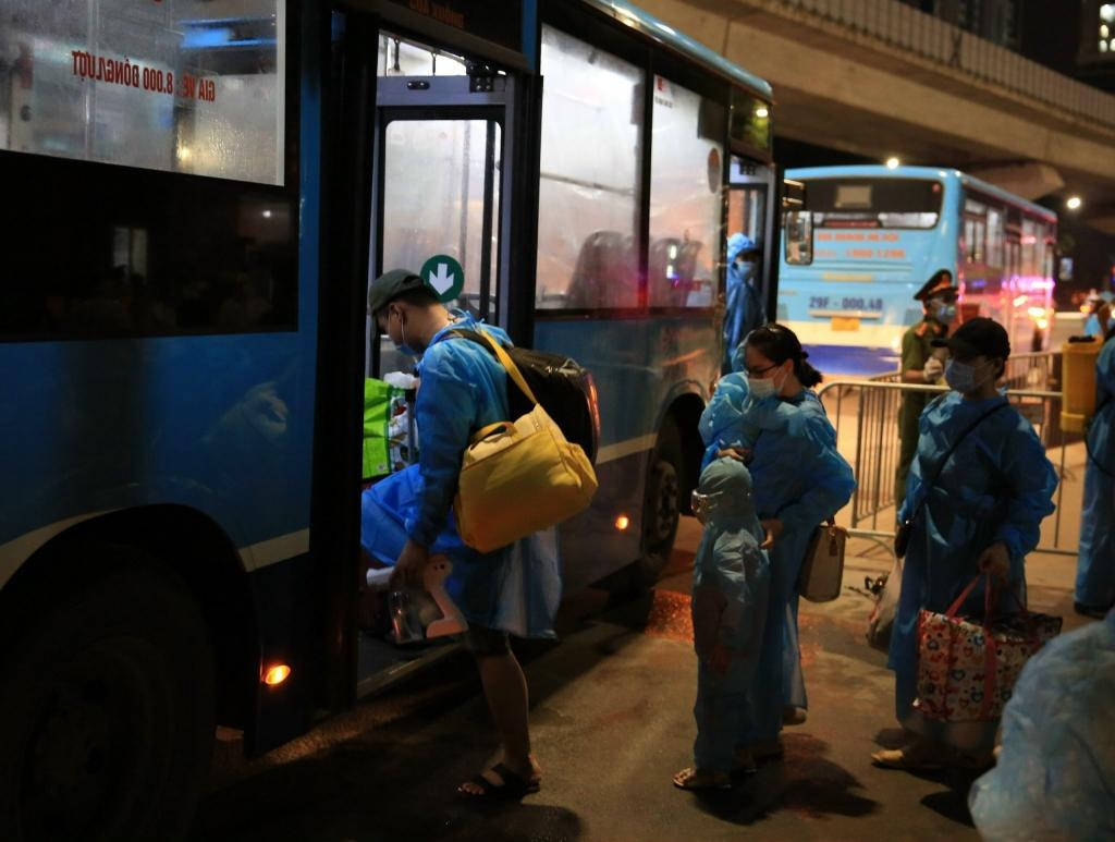 Hà Nội: Phân vùng theo từng mức độ nguy cơ để quyết định giãn cách sau ngày 6/9