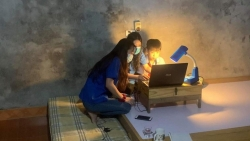 """Đông Anh: 195 đội hình """"IT áo xanh"""" hỗ trợ học sinh đầu năm học mới"""