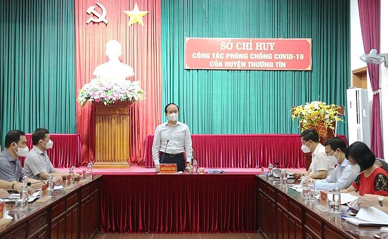 Chủ tịch HĐND thành phố Hà Nội Nguyễn Ngọc Tuấn làm
