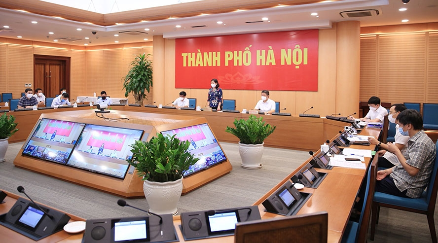 Hà Nội tiếp tục hỗ trợ để người dân yên tâm tái sản xuất trong bối cảnh dịch bệnh