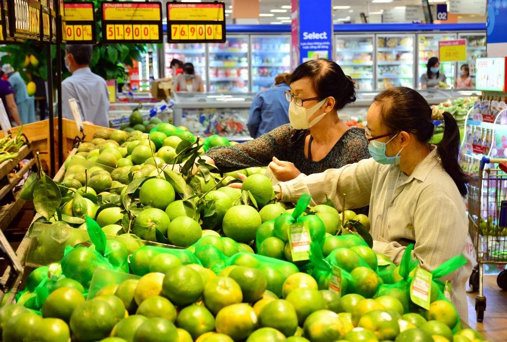 Cơ quan chức năng nắm chắc tình hình sản xuất, tiêu thụ các loại nông sản đến kỳ thu hoạch