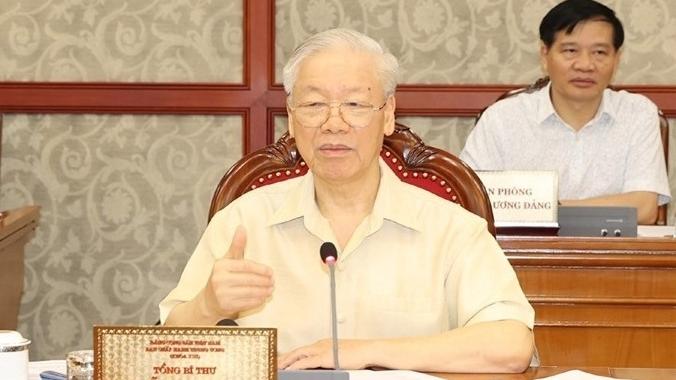 Tổng Bí thư: Tuyệt đối không chủ quan, cần thực hiện hiệu quả các biện pháp phòng, chống dịch