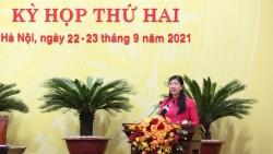 Cử tri tin tưởng sự điều hành của thành phố Hà Nội trong phòng, chống dịch
